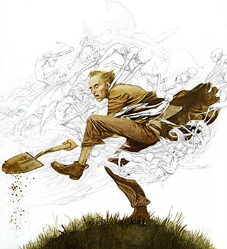 alan-lee_faeries_hollow-hills2_med