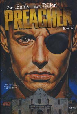 Preacher: Book One Review: A Brilliantly Blasphemous Story
